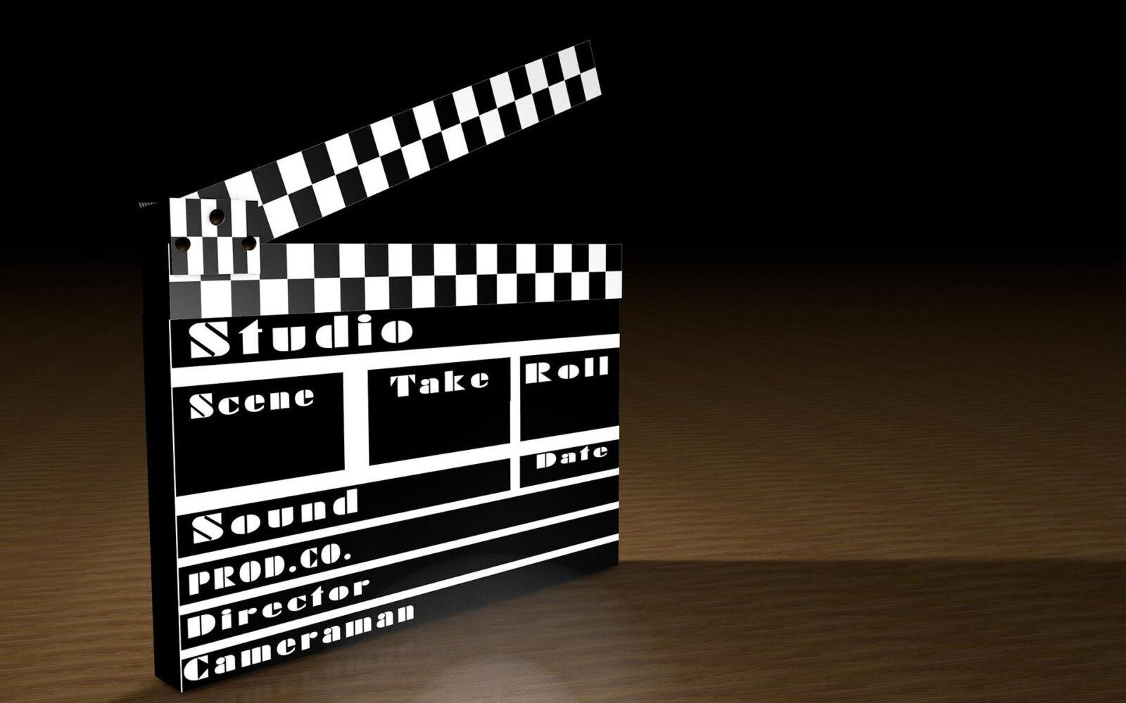 filmmaking terminology