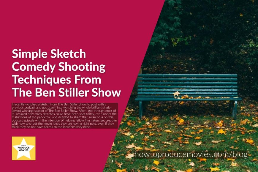 featured image with bench and desription of blog post